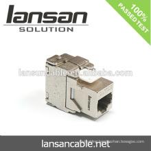 Cat5e FTP Keystone Jack forn RJ45 Cable