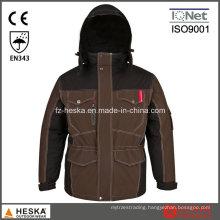 Workwear Mens Waterproof Winter Custom Parka Jacket