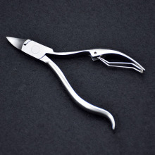 Stainless Steel Nail Clipper Manicure Cutter Scissors