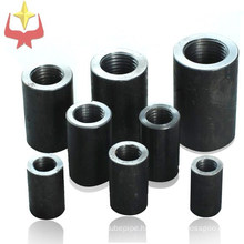 45# Solid Carbon Steel Rebar Connecting Sleeve, Rebar Coupler (Dia.14-40mm)