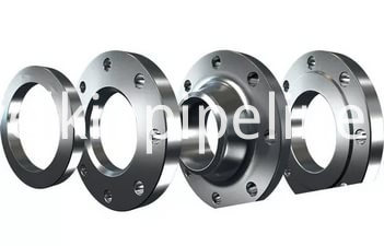 ANSI THREADED FLANGE