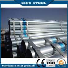 Galvanized Seamless Steel Pipe (Round, Square, Rectangle)