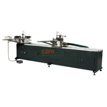 Double Head Aluminum Window Frame Assembly Crimping Machine
