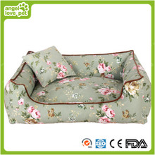 Neue Design Soft Fleece Faltbare Hundebetten (HN-pH561)