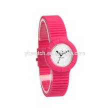 Wholesale wrist watch sport mens/womens student kids silicone watch