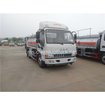 JAC 4000 Gallon Oil Transporter Truck