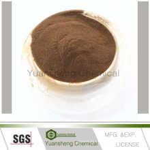 Aditivo de lechada de agua de carbón de lignosulfonato de sodio