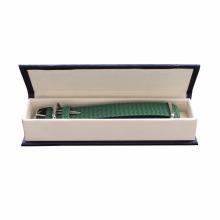 Caixa da caixa do papel do cartão do pulso do relógio da fábrica de Sencai China Caixa magnética da inserção de EVA