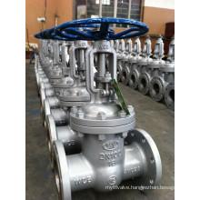 Steam Water Oil DIN Gate Valve (A216 WCB)