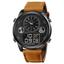 Skmei 1653 Man Alloy High Quality Jam Tangan Relojes Digital Sport Watch