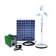Ventilador solar de 12 V con ahorro de energía y panel solar (USDC-500)