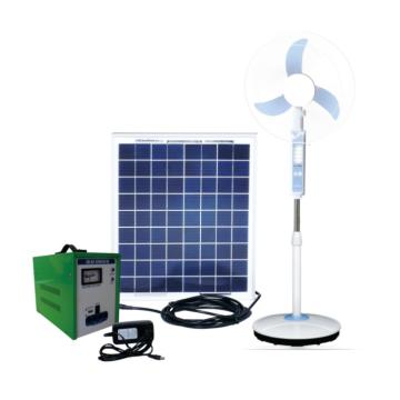 Energiesparende 12V Solar-DC-Lüfter mit Solar-Panel (USDC-500)
