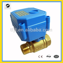 Safety electric valve ball for water heaters control valve equipment