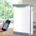 high quality 7 stages HEPA UV lamp air cleaner air purifiers