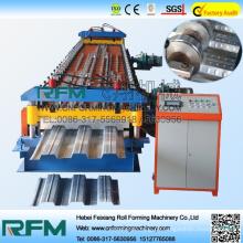 FX Farbe Stahl Boden Decker Fliesen Rollenformmaschine chinesischen Lieferanten