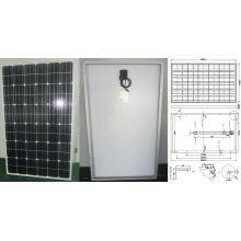 36В 270ВТ. панели солнечных батарей высокая эффективность Монокристаллический фотоэлектрических модулей