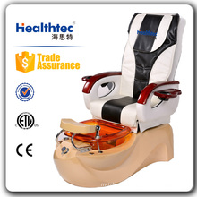Most Popular Design 2016 SPA Pedicure Chair for Foot Massager