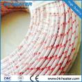 Pure Ni Core Fiberglass Braided High Temperature Wire