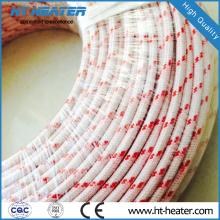 Fil de haute température tricoté en fibre de verre Pure Ni Core