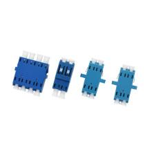 Fiber optic adapter simplex duplex four ports adapter sc type for fiber optic adapter panel