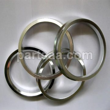plastic and aluminum hub ring OD 78