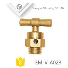 EM-V-A028 tipo torneira de Bronze manual de redução de ar cabeça do núcleo da válvula