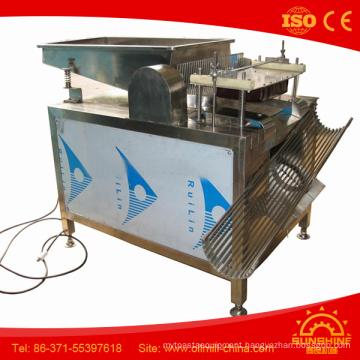 Top Quality Stainless Steel 100kg Quail Egg Peeling Machine