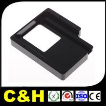 ABS POM PVC PP Matériau plastique CNC usinage Fraisage des pièces de précision