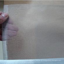 Malha de alumínio revestido epóxi / malha de arame mosquito