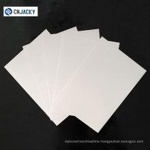 Guangzhou Factory Price Wholesale Konica Laser Printing PVC Sheet / Waterproof Laser Print PVC Sheet