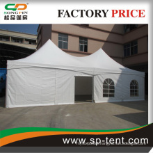 6*12 big white party tent, trade tent