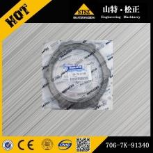 Komatsu parts genuine PC300-7 plate 706-7K-91340