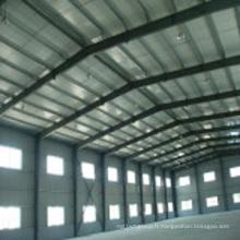 Matériel de panneau de mur de bâtiment de structure métallique