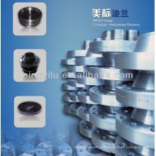 China maior fornecedor de fabricação de flange médio e baixa pressão