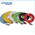 Cable Ethernet plano Cat6a