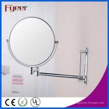 Fyeer espejo de Cosmeitc de pared lateral doble plegable (M0568)