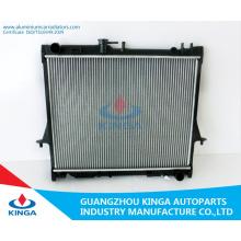 Best Cooling Aluminum Auto Radiator for Isuzu Pickup Dmax′06 Mt