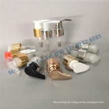 Alle Art Schrauben-Aluminium-Lotion-Pumpe