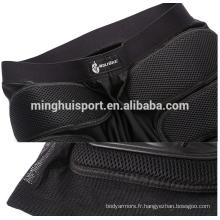 Moto Motocross Ski Armor Pads Hanches Jambes Pantalon de protection Knight Gear S-XXL