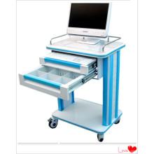 Carnet d'ordinateur médical ABS chez l'hôpital