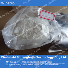 Oral Steroid Stanozolol Winstrol für Muskelaufbau 10418-03-8