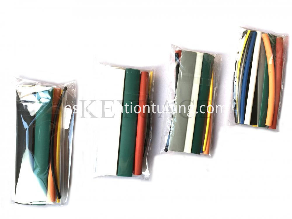 Heat Shrinkable Tubing Kit