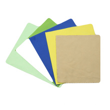 Microfiber Anti Fog Cleaning Wipe Tissue, Cleaning Towel with Pouch, Eye Glass Cleaning Cloths