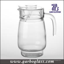 Pichet en verre 1.4L / gâteau en verre (GB1120)