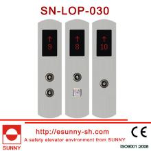 Лифт кнопочная панель (SN-LOP-030)