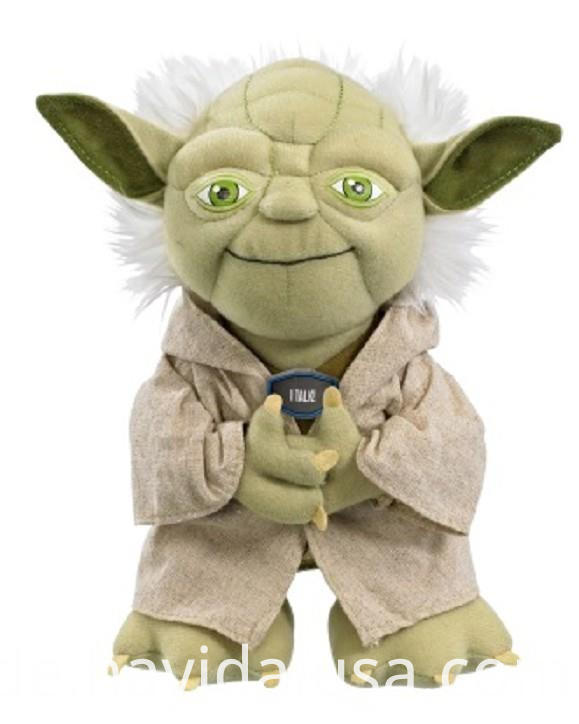 Star Wars Plush Stuffed Soft Toy Yoda46378246389
