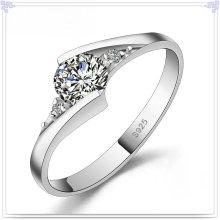 Joyería cristalina de la manera de la joyería 925 joyería de la plata esterlina (CR0053)