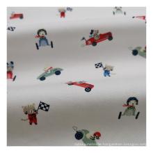 New design high quality 100% cotton pigment printing poplin fabric