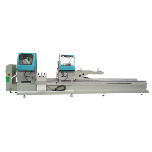 Aluminum double head cutting saw machine for sale