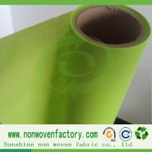 Nonwoven do polipropileno para o geotêxtil industrial